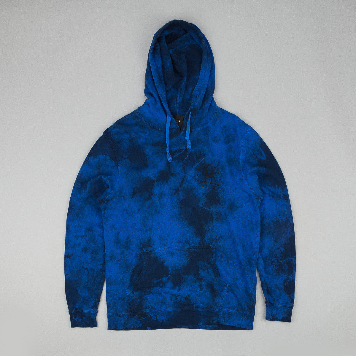 HUF 12 Galaxy Hooded Sweatshirt Royal / Navy