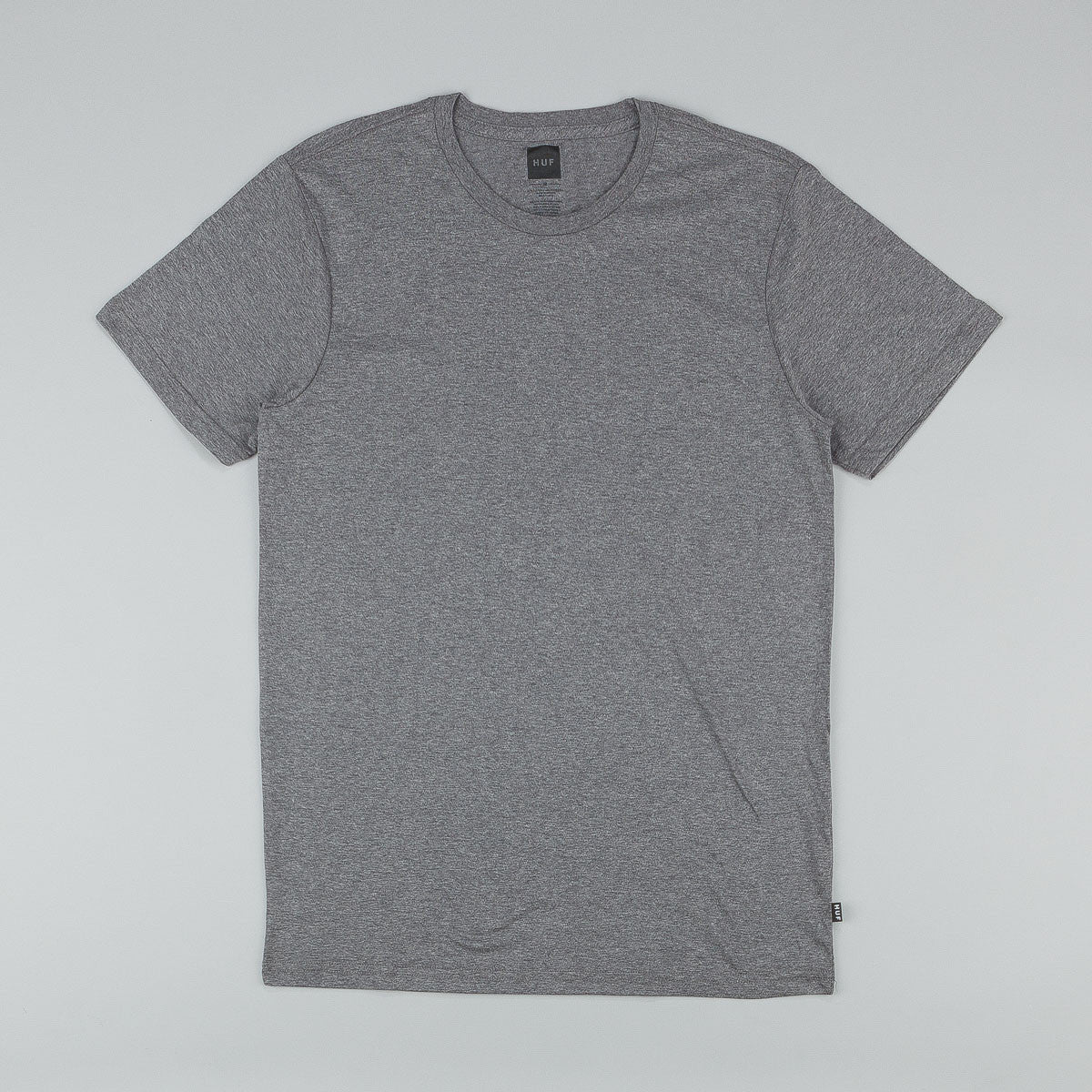 HUF - 3 T Shirt Pack - Ash Heather / Black / White