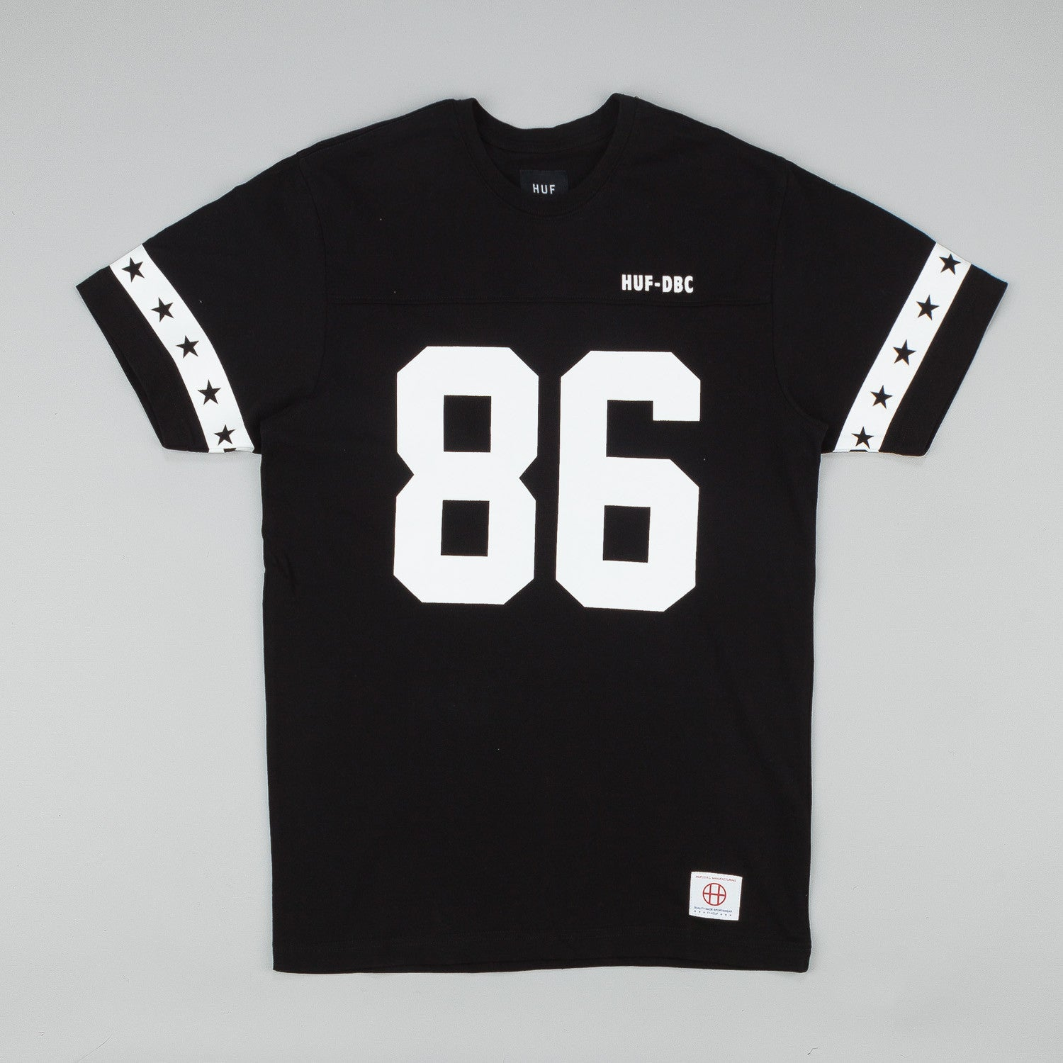 Huf 5 Star Football Jersey