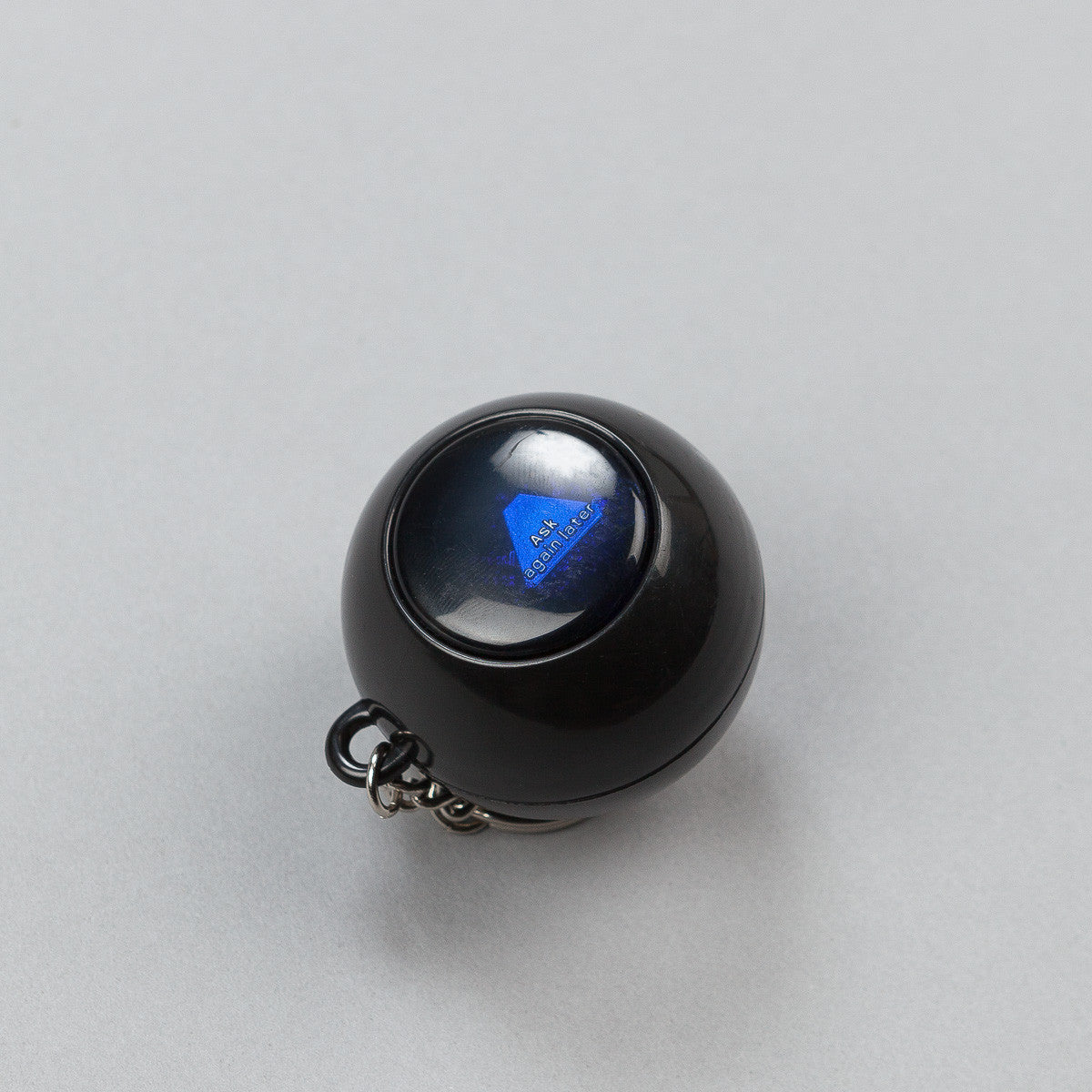 HUF 8 Ball Keychain - Black