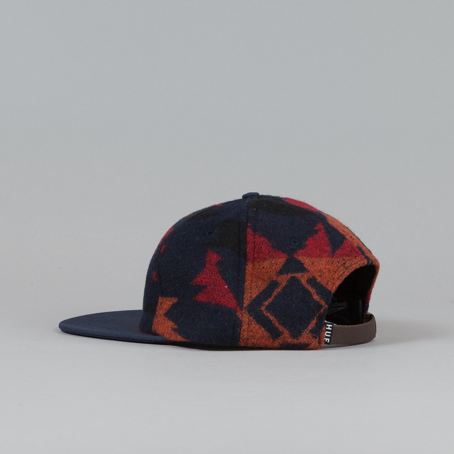 HUF Apache 6 Panel Cap Navy