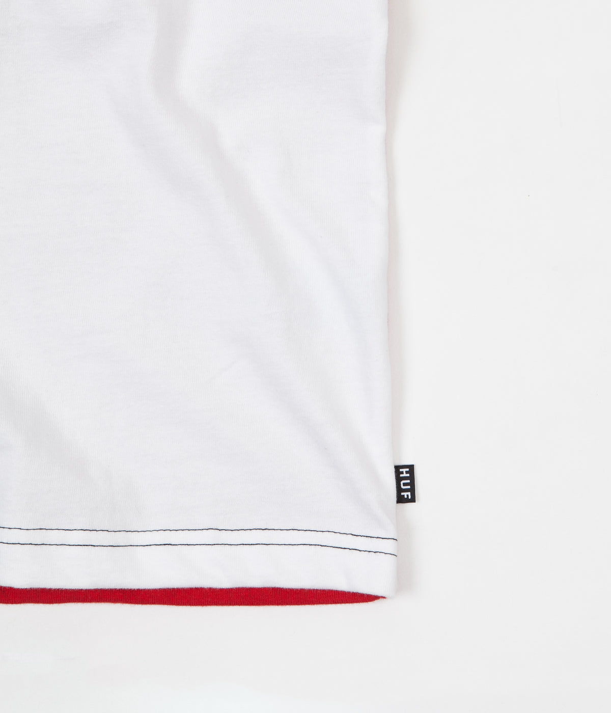HUF Arena Futbol Knit T-Shirt - Resort Red