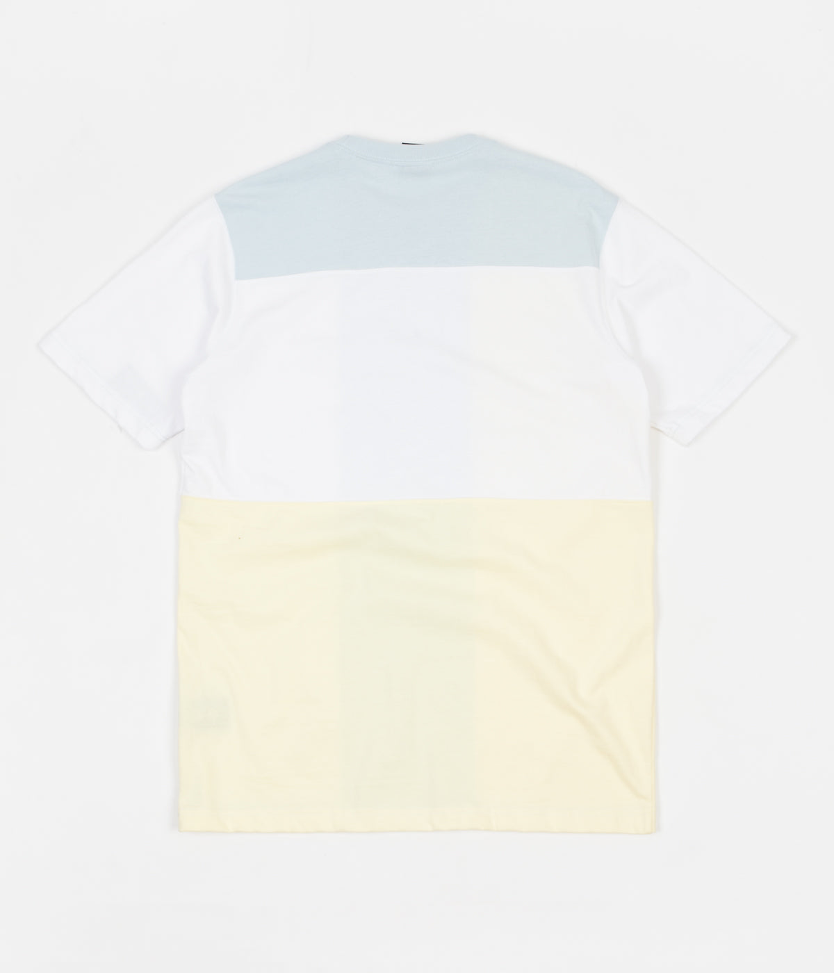 HUF Arena Futbol Knit T-Shirt - Sunset Yellow
