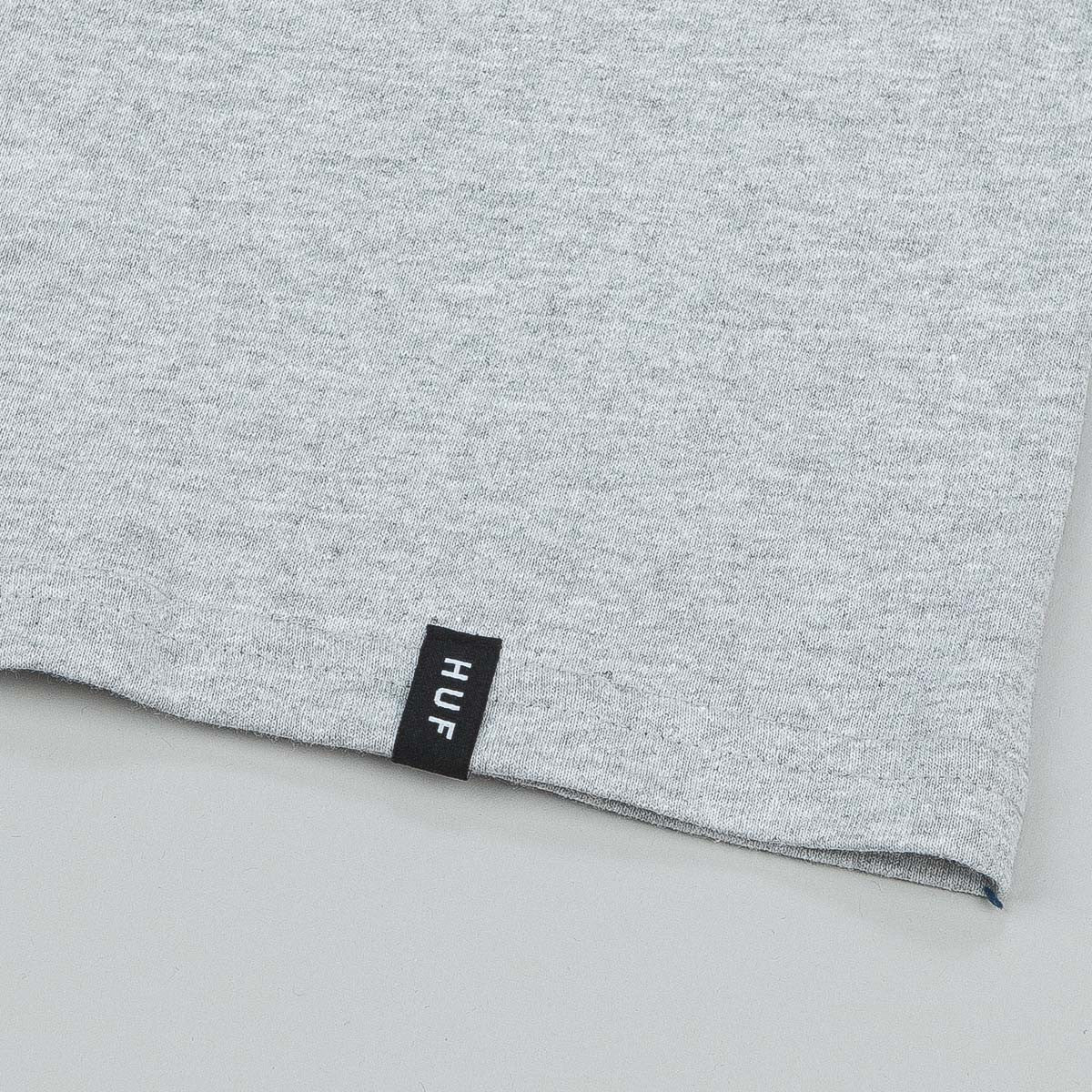 HUF Athletics T-Shirt - Grey Heather