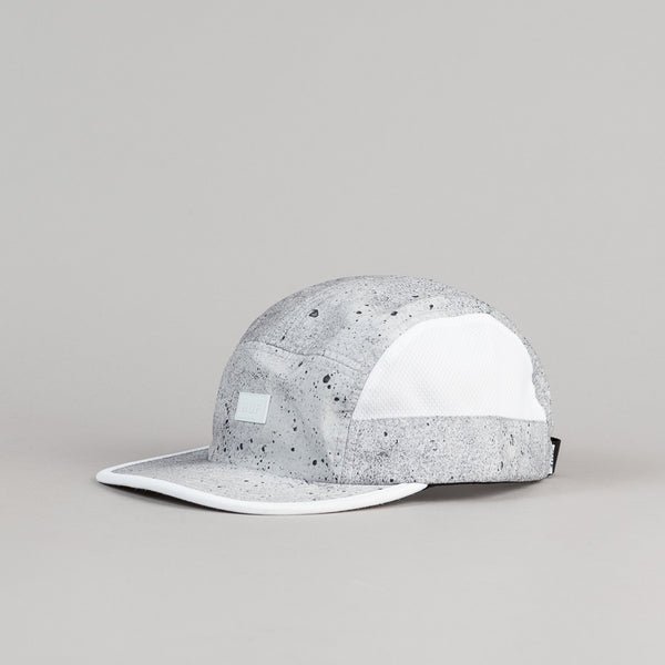 HUF Bar Side Mesh Volley Cap - Concrete