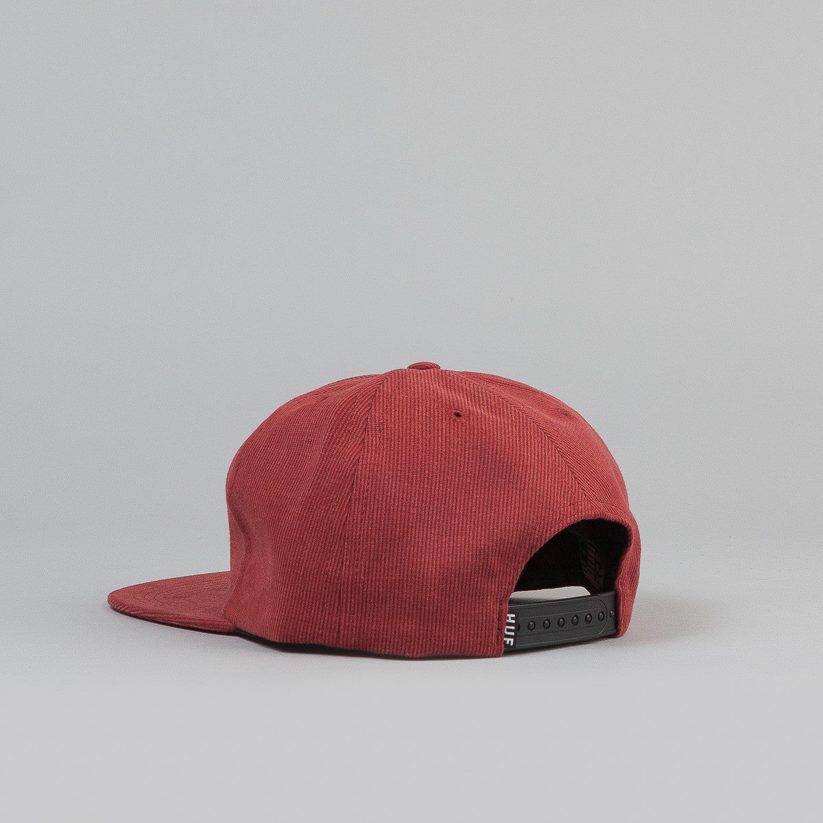 HUF Bedford Triple Triangle Snapback Cap - Rust
