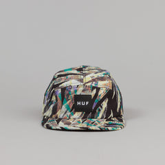 HUF Boca Volley Cap - Black