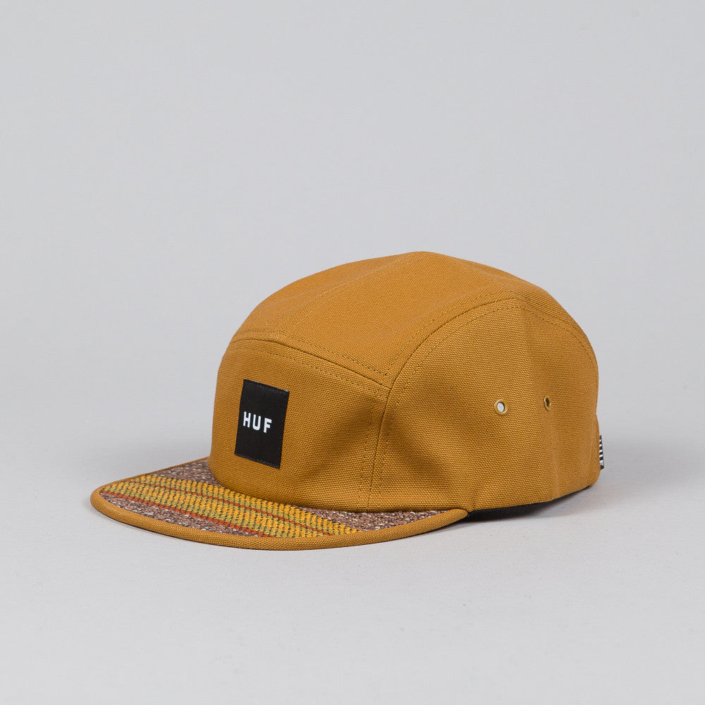 Huf Bourdon Volley Cap Rust