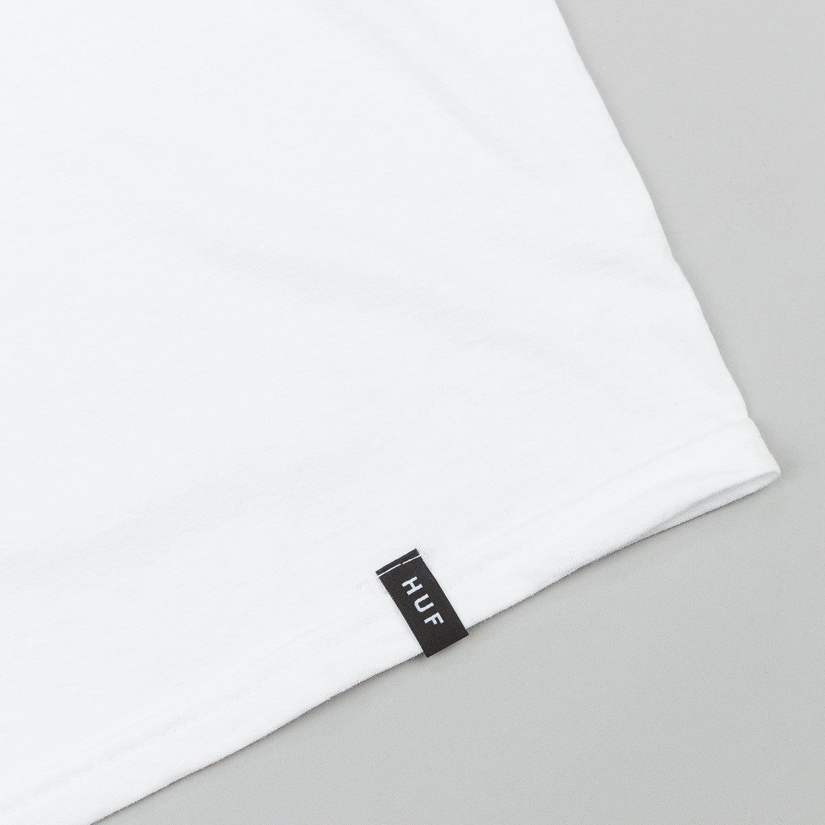 HUF Box Logo Fill T-Shirt - White