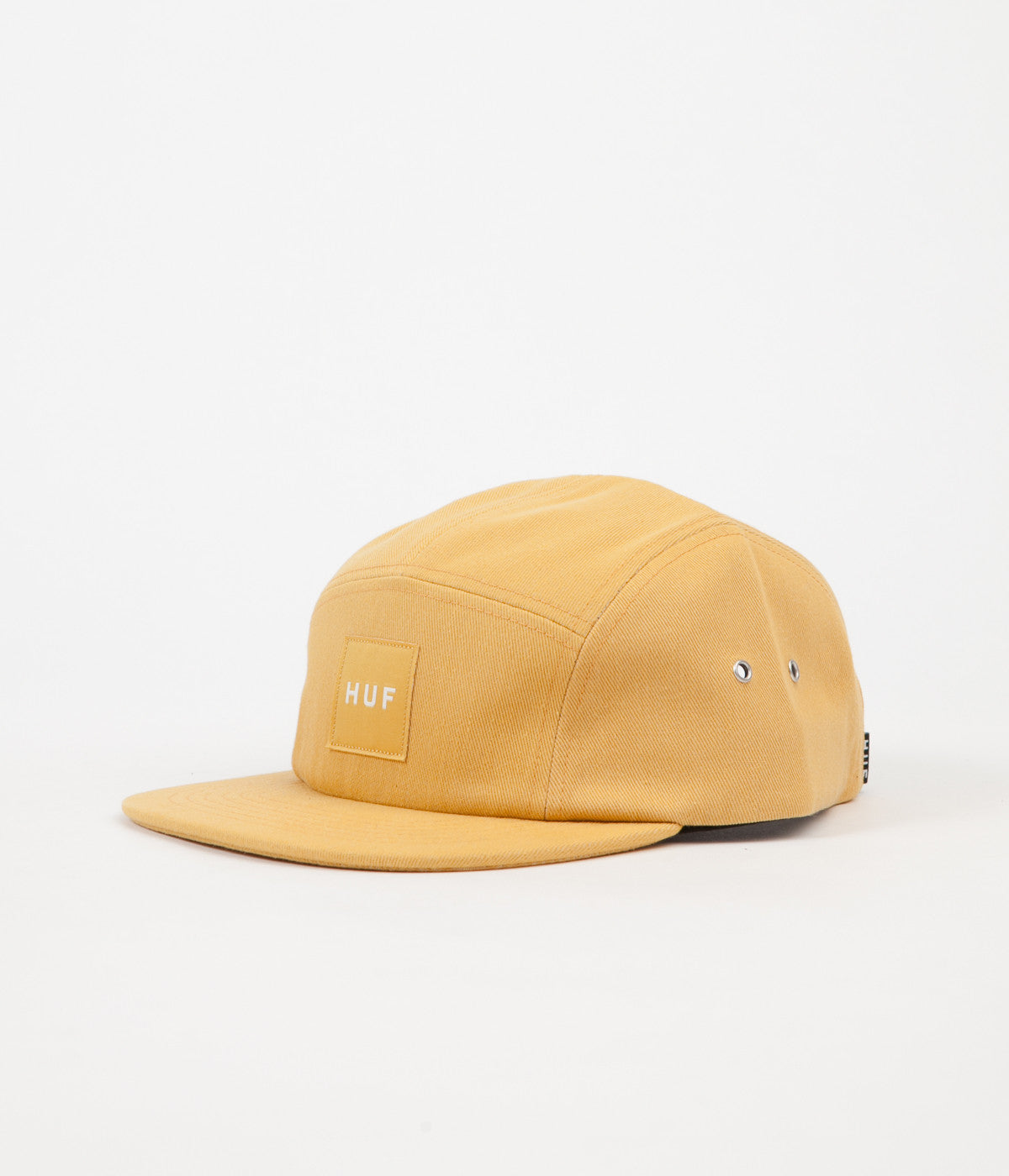 HUF Box Logo Volley Cap - Mustard