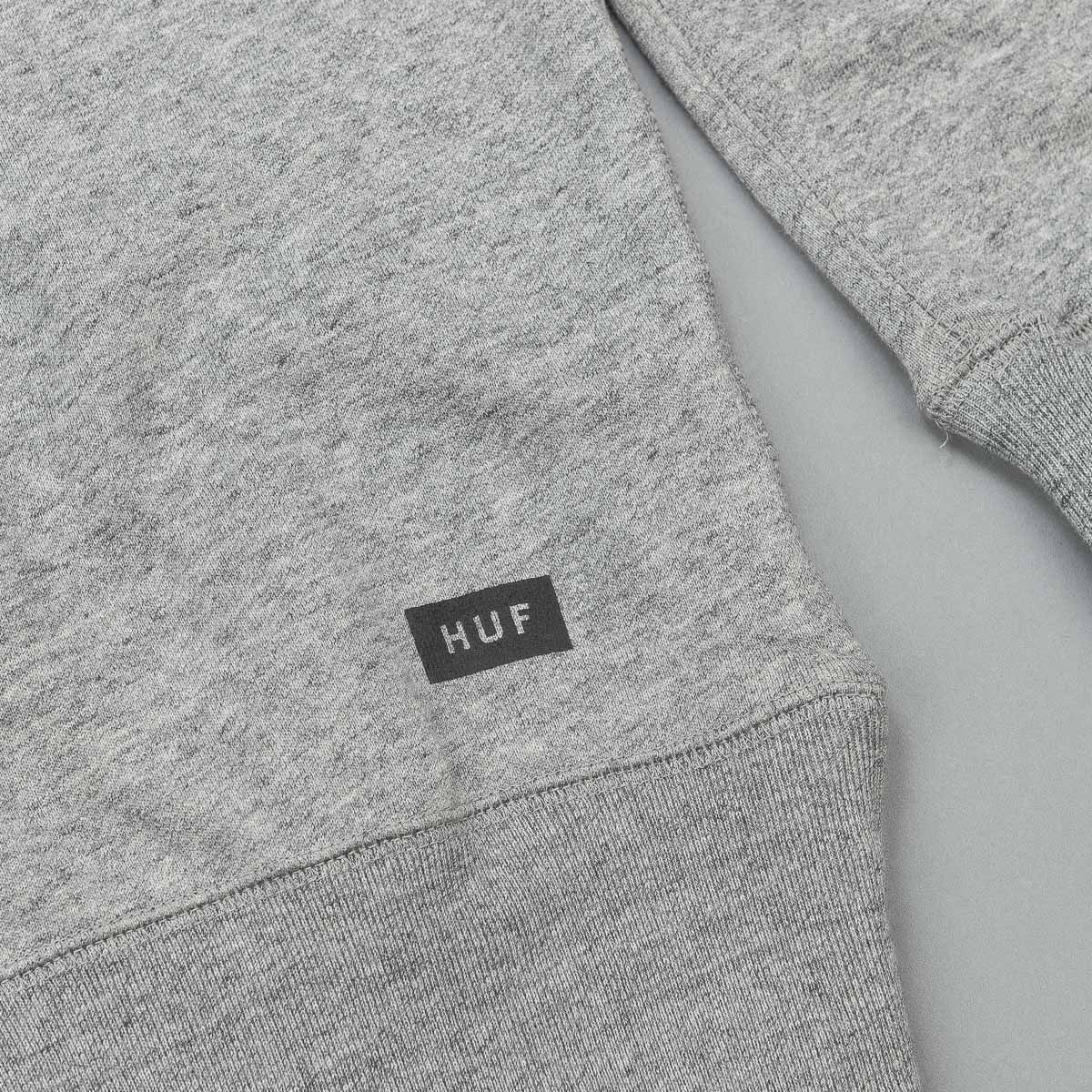 HUF Cadet Crew Neck Sweatshirt - Grey Heather