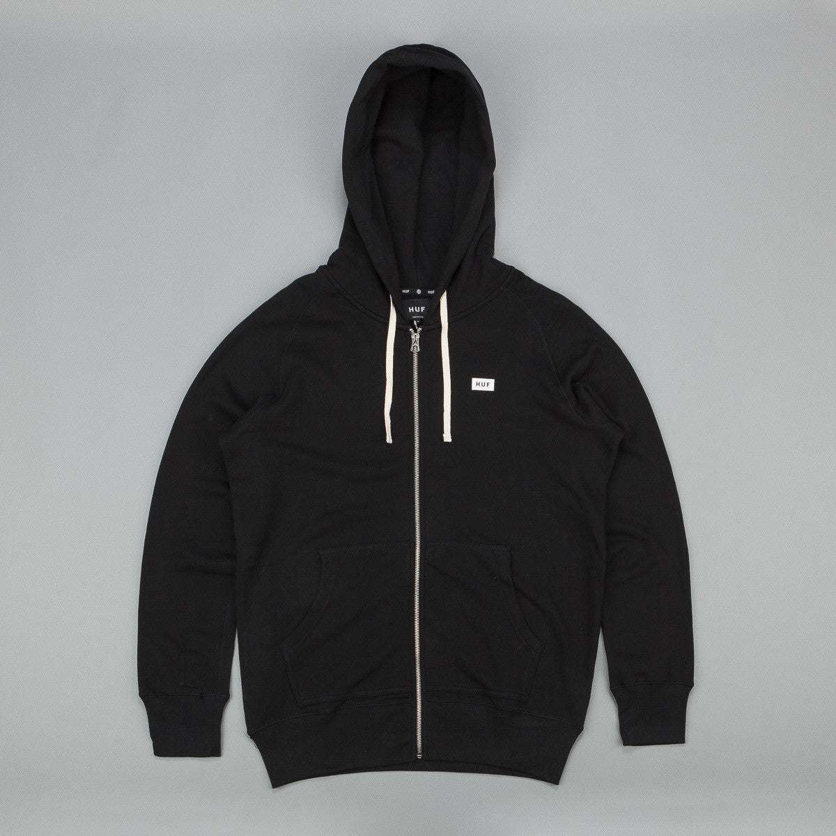 Huf Cadet Zip Up Hooded Sweatshirt