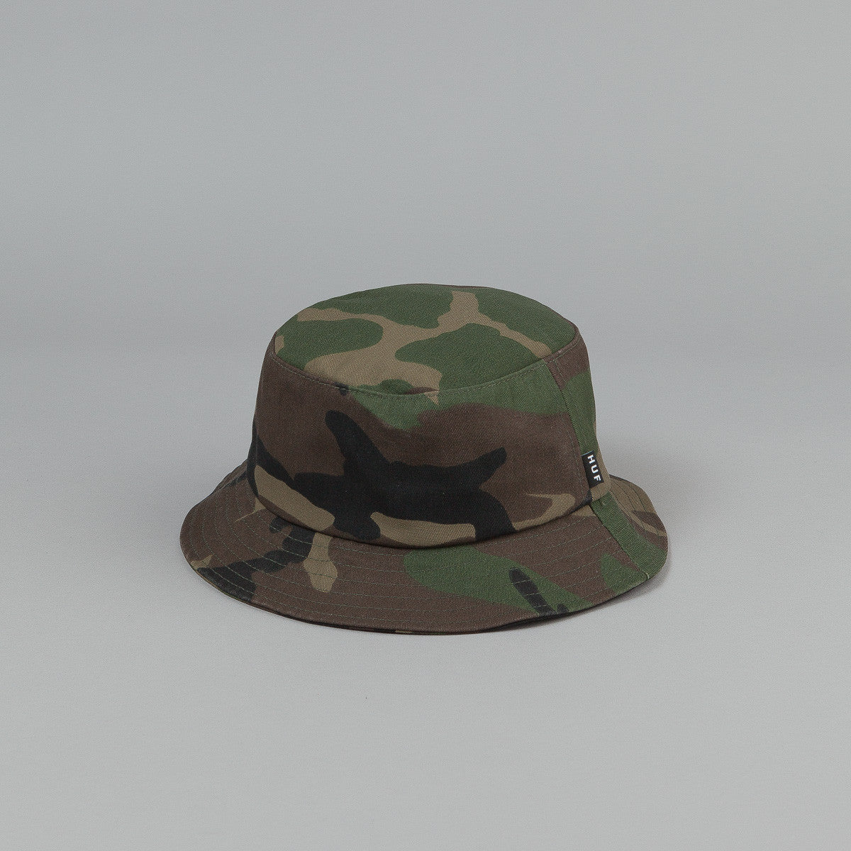 HUF Camo Bucket Hat