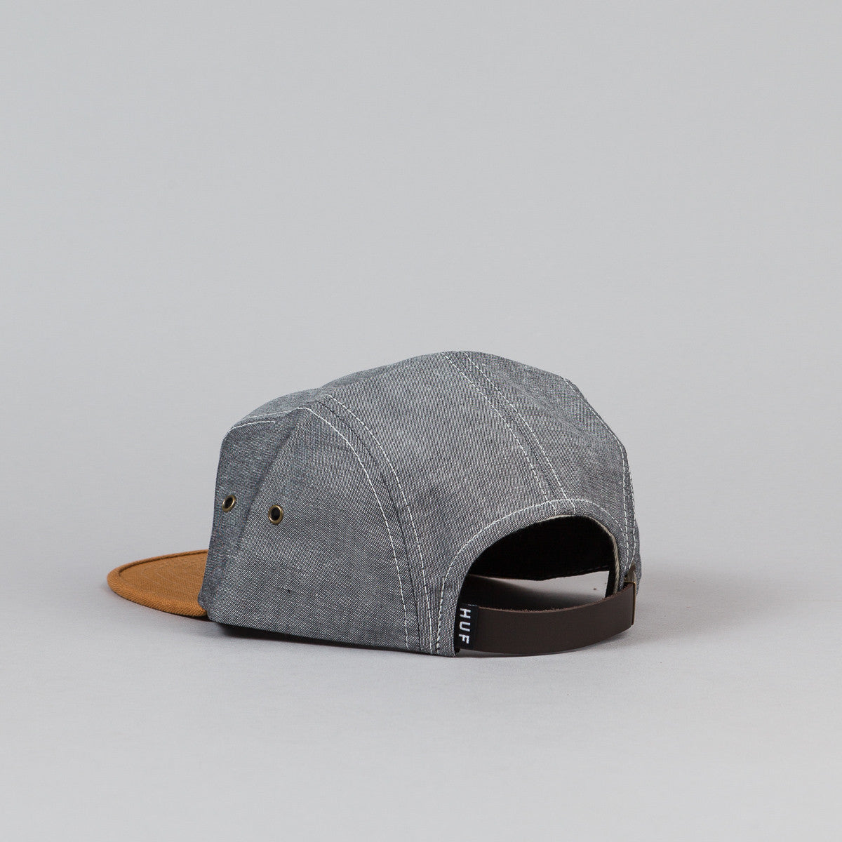 HUF Chambray Volley Cap - Black