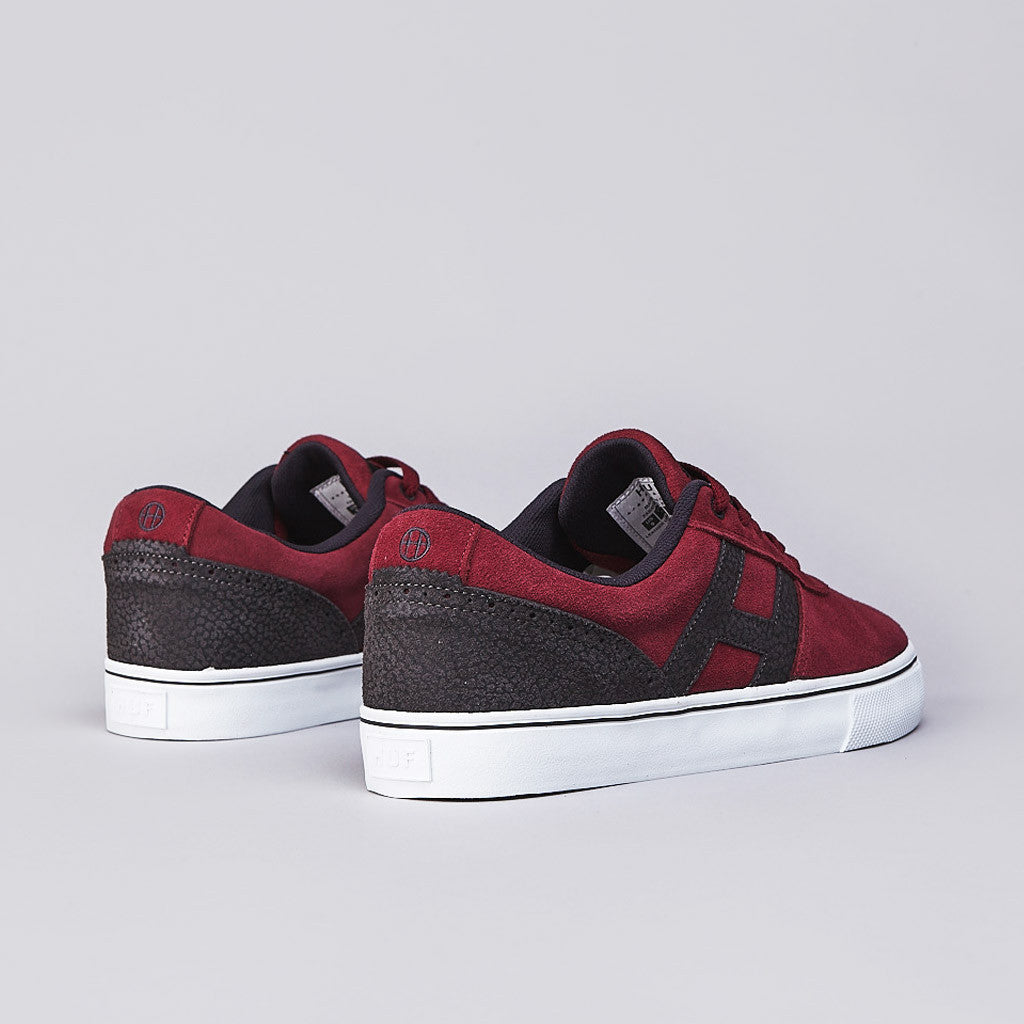 HUF Choice Oxblood / Smoke