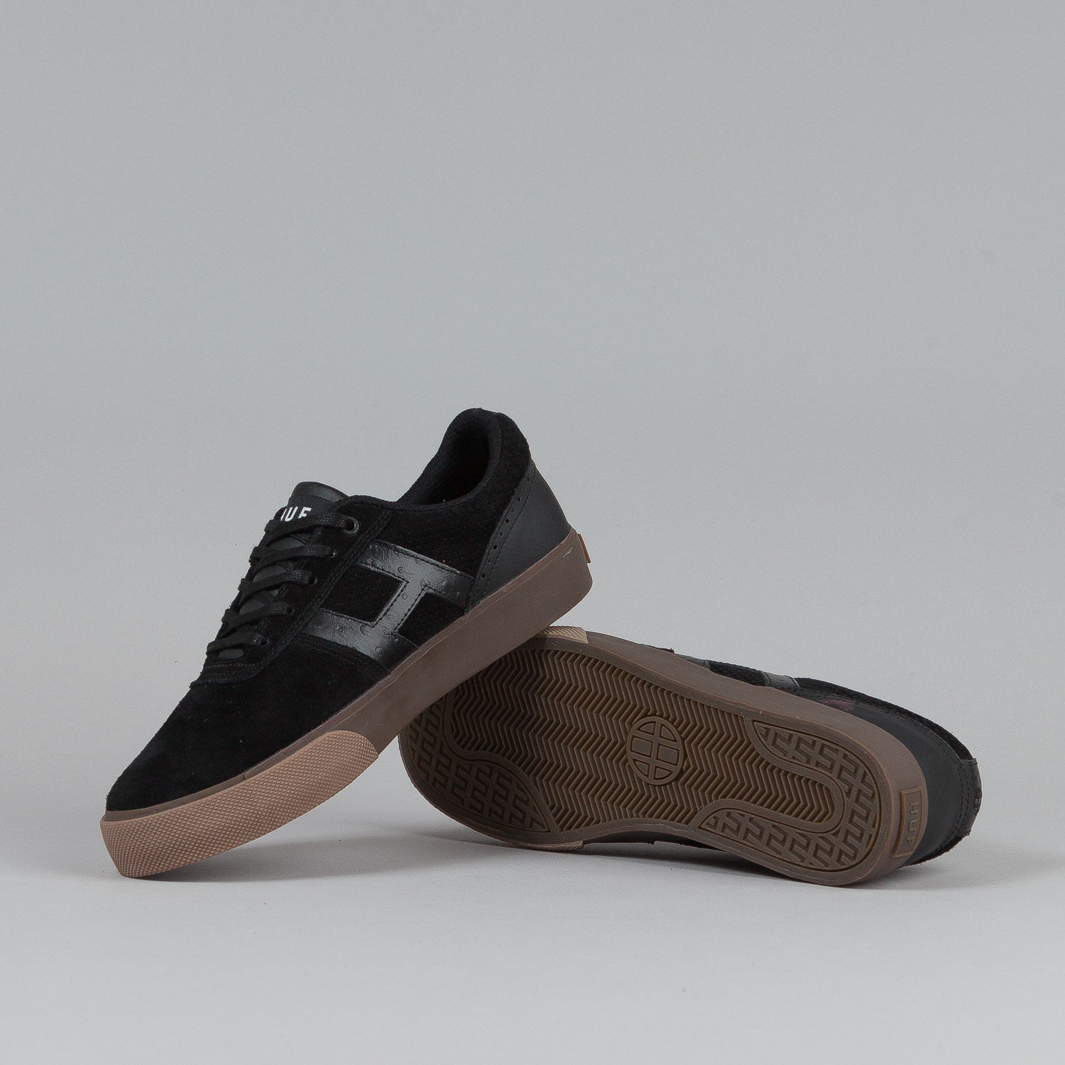 HUF Choice Shoes Black / Ostrich