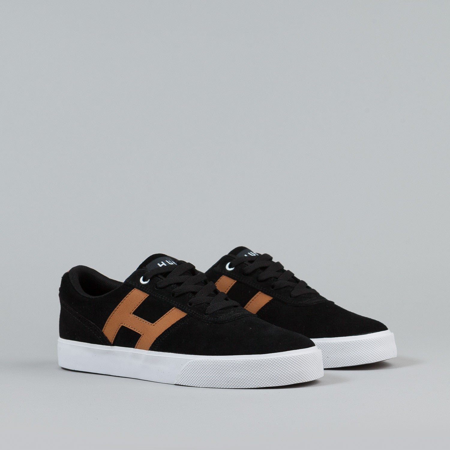 HUF Choice Shoes - Black / Tan
