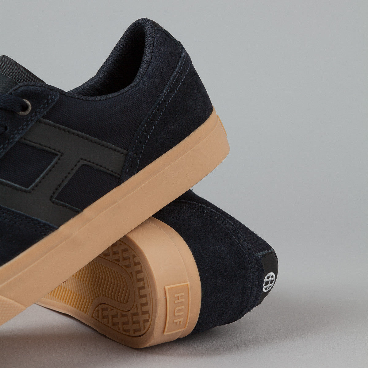 HUF Choice Shoes - Dark Navy / Black