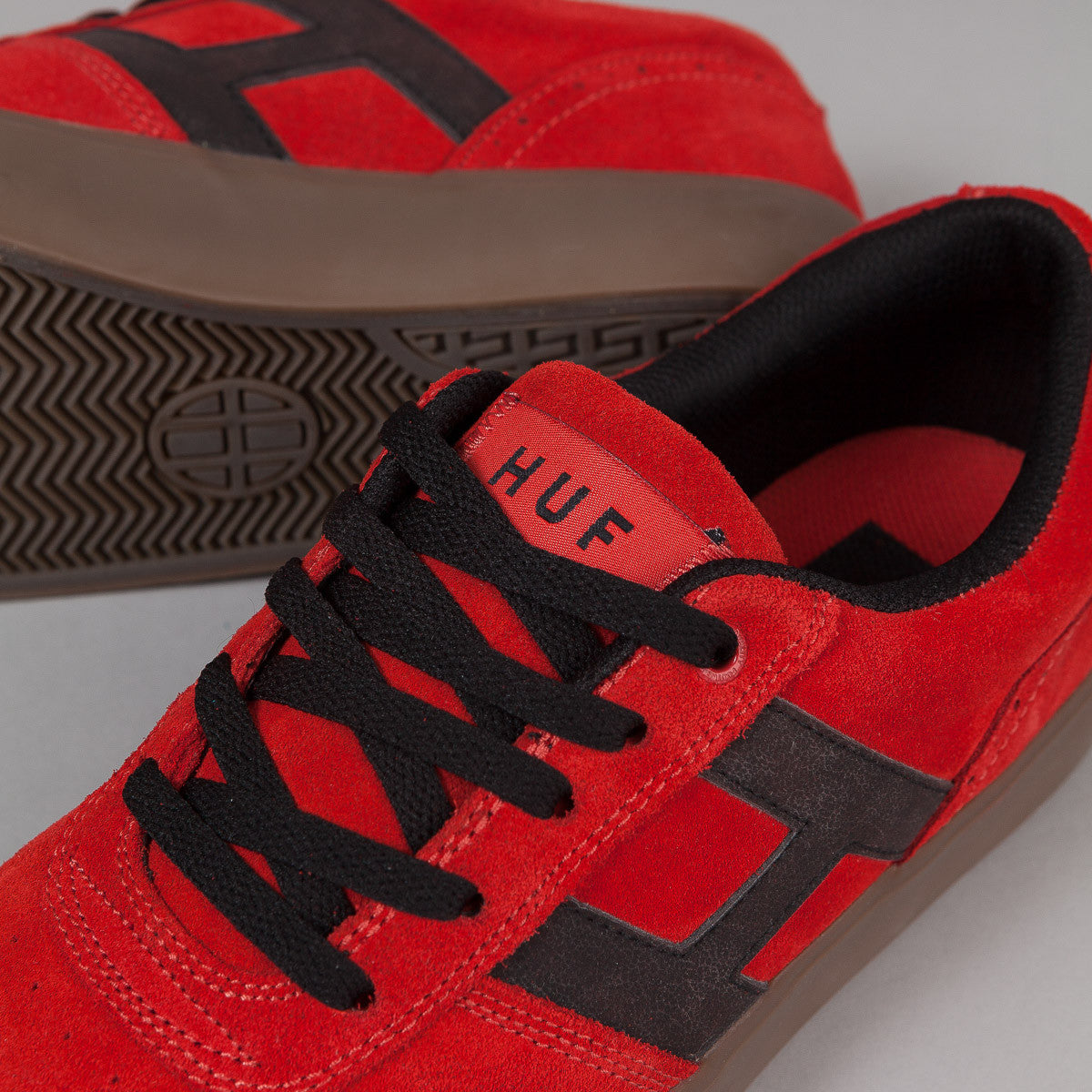HUF Choice Vermilion / Black
