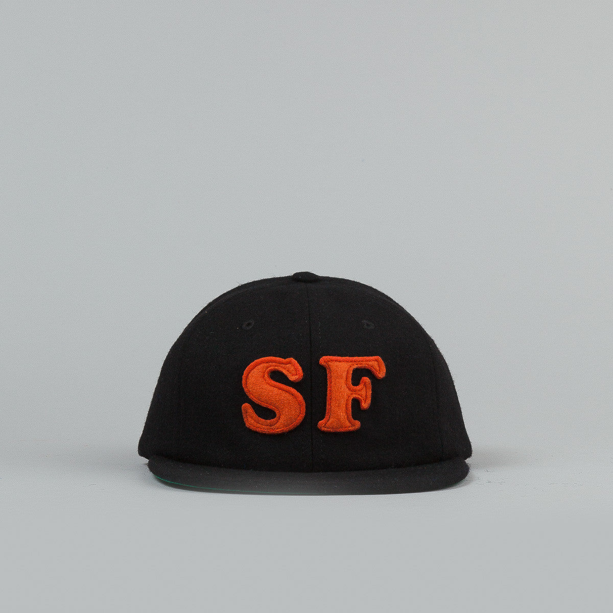 HUF City 6 Panel Cap - Black
