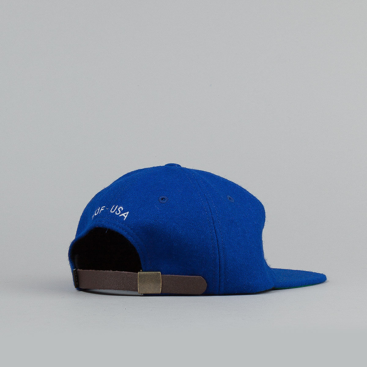 HUF City 6 Panel Cap - Royal