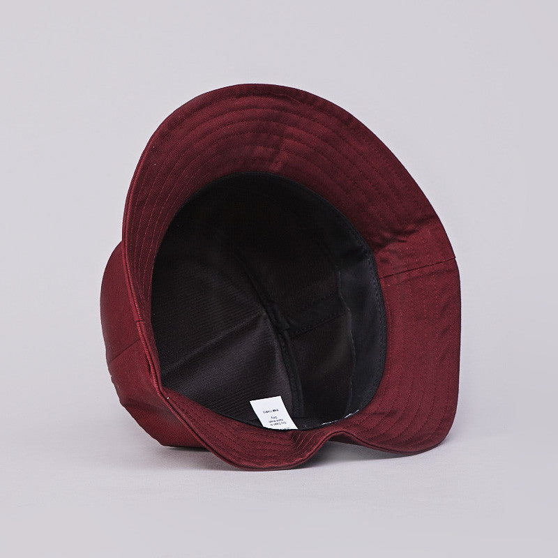HUF Classic Bucket Hat Wine