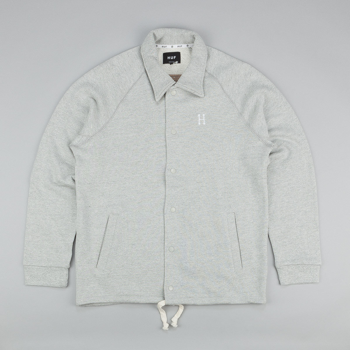 Huf Classic H Fleece Coaches Jacket