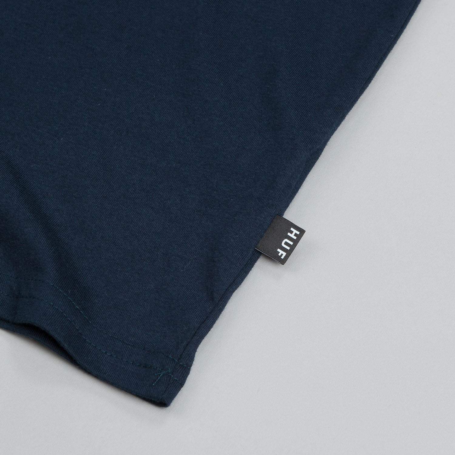 HUF Classic H Pocket T-shirt Navy