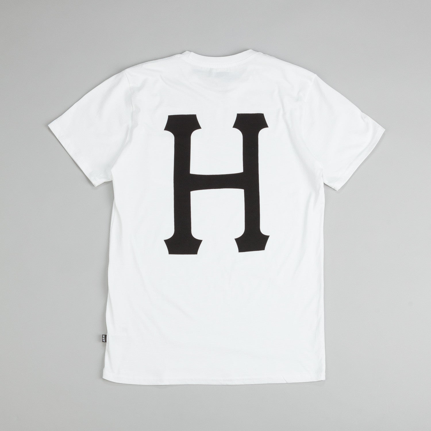 HUF Classic H Pocket T Shirt White