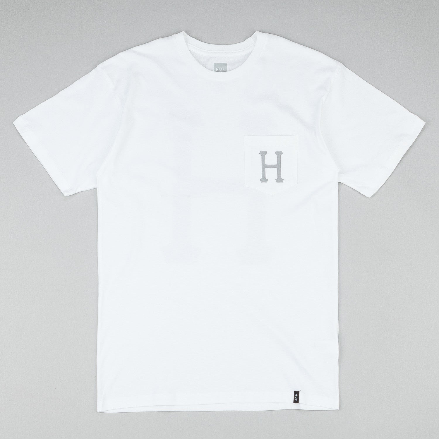 Huf Classic H Pocket T Shirt