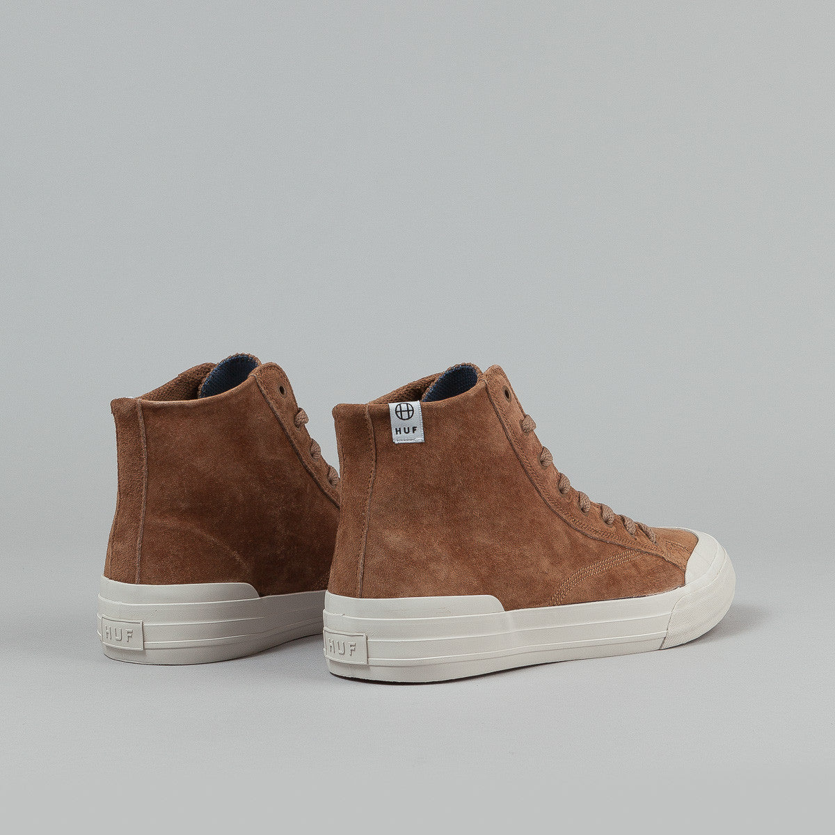 HUF Classic Hi Shoes - Toffee