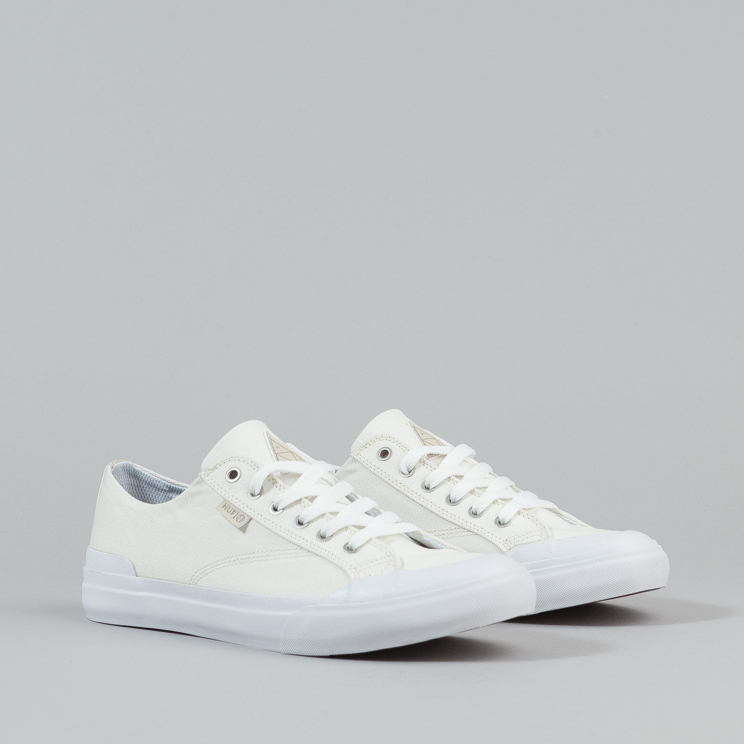 HUF Classic Lo Shoes - Natural Canvas