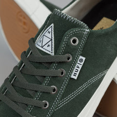 HUF Classic Lo Shoes - Olive