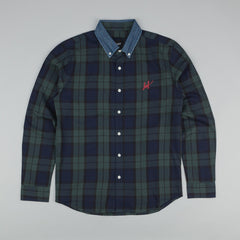 Huf Classic Plaid Long Sleeve Shirt