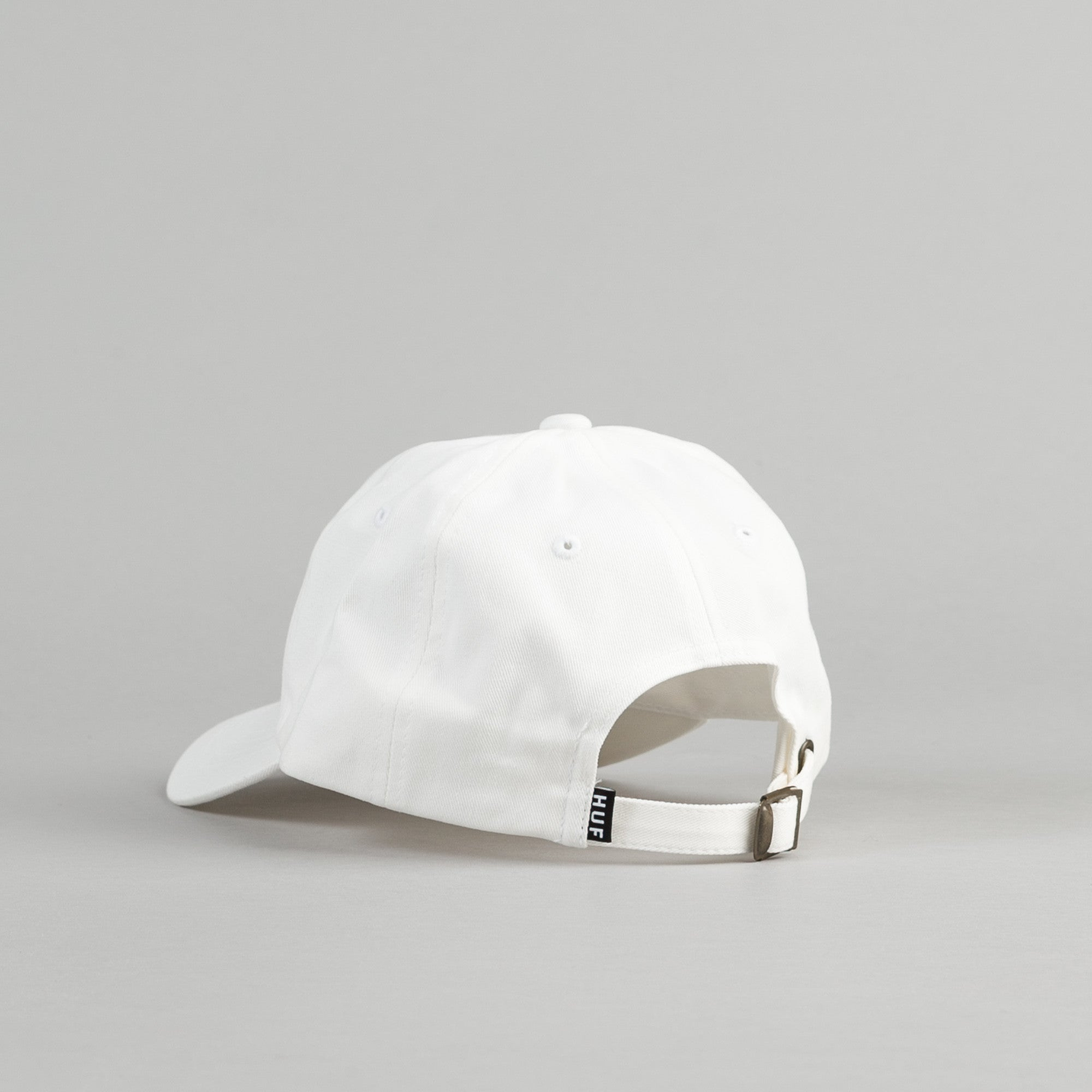 HUF Clear Eyes Cap - White