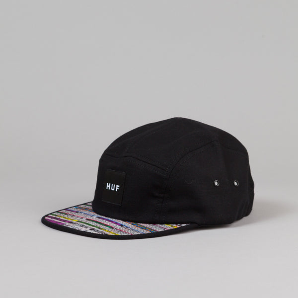 Huf Corte Volley Cap Black