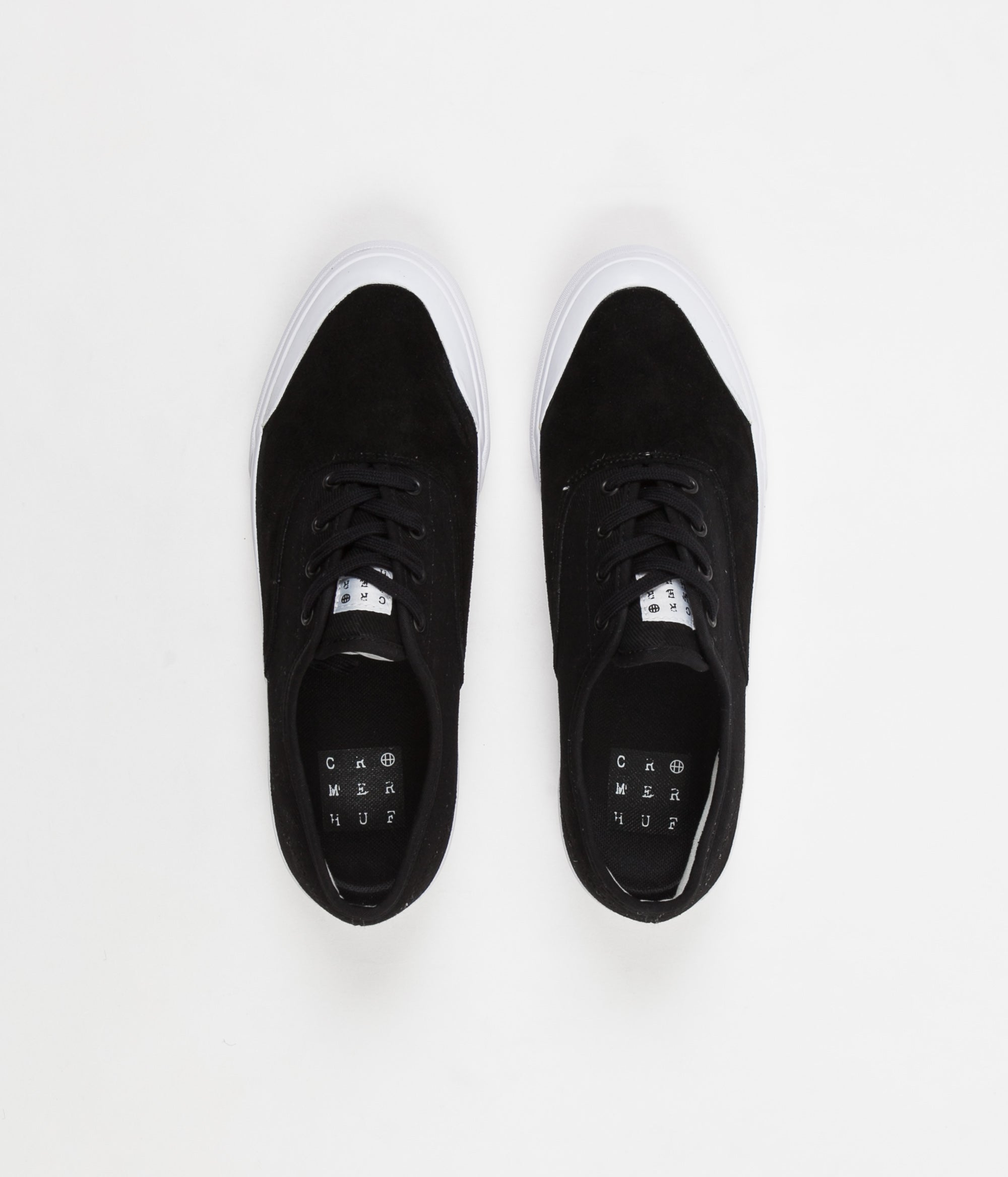 HUF Cromer Shoes - Black