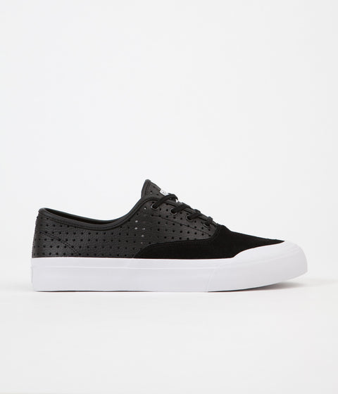 HUF Cromer Shoes - Black Perf