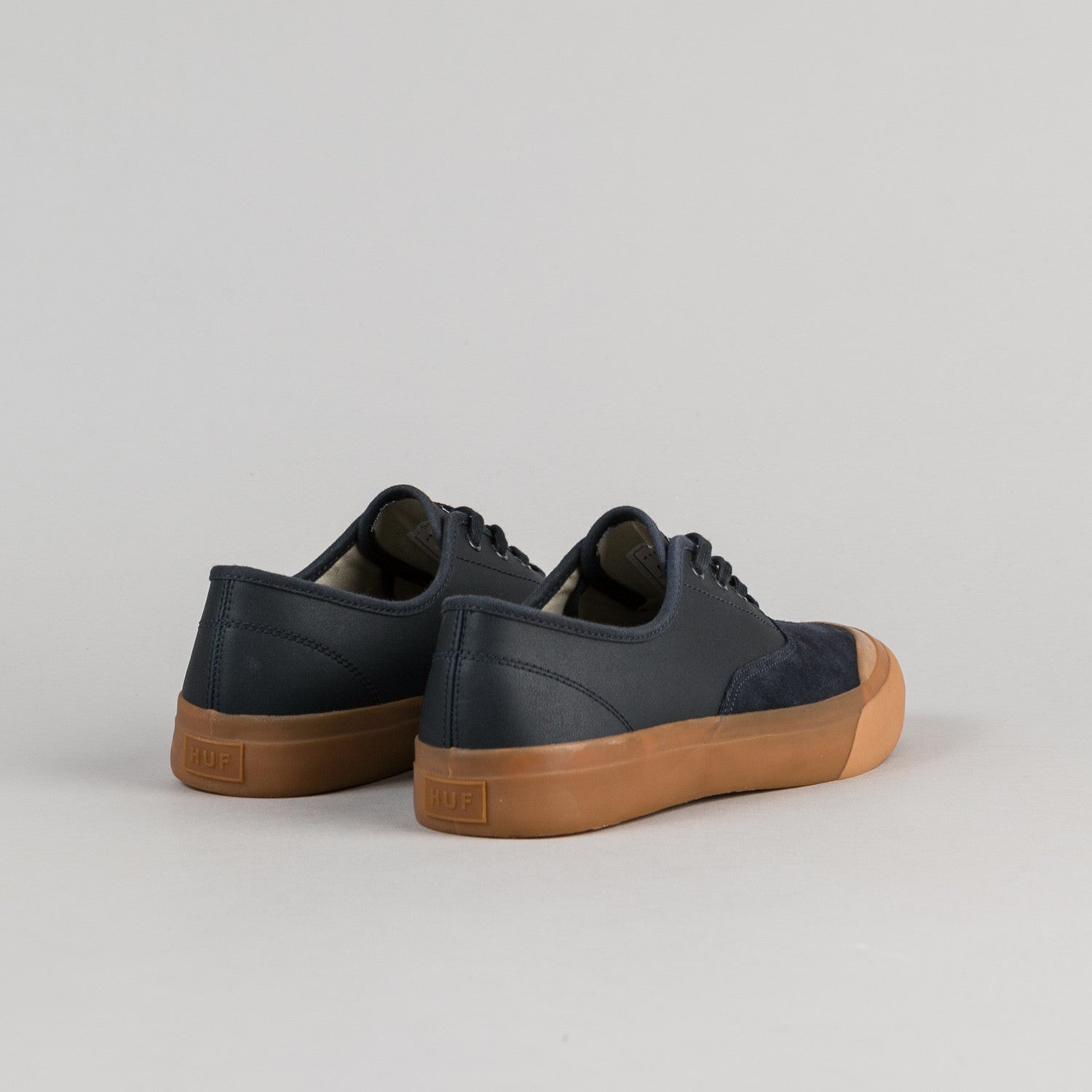HUF Cromer Shoes - Navy / Gum