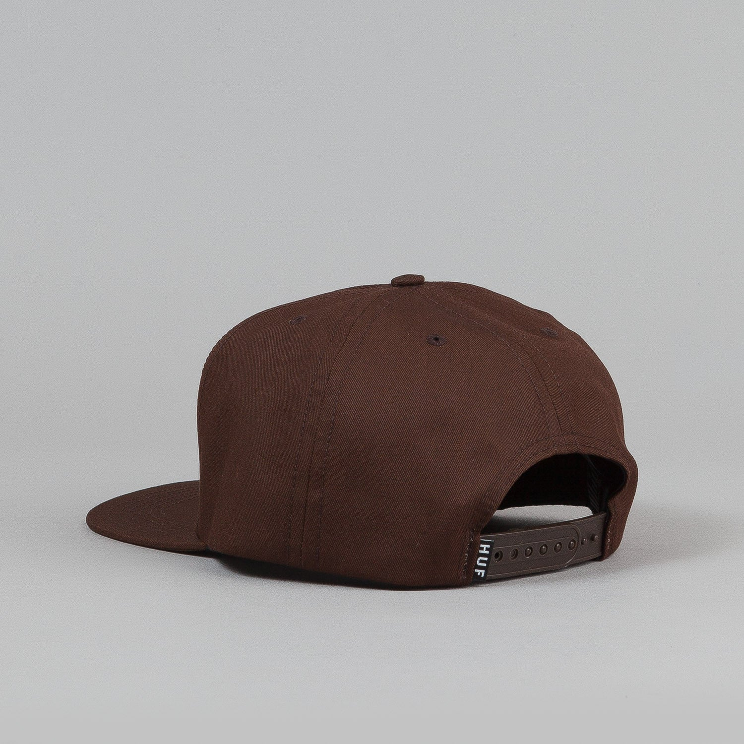 Huf Delivery Snapback - Brown