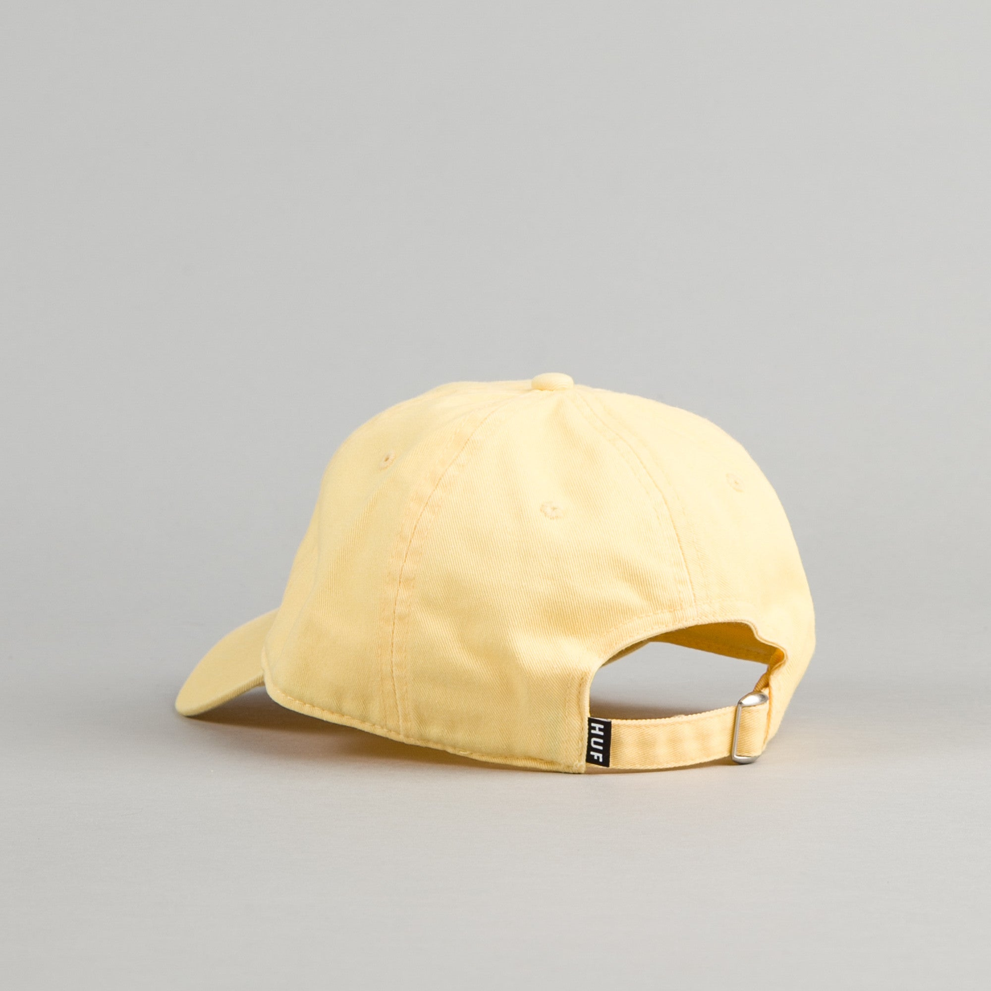 HUF Domestic Worldwide Cap - Baby Yellow / Blue