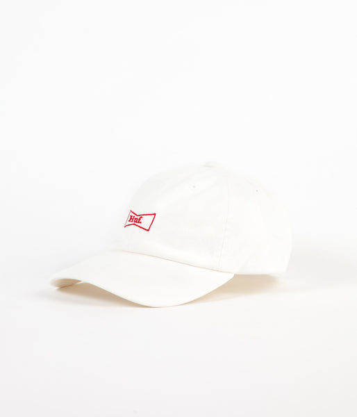HUF Drink Up 6 Panel Cap - White