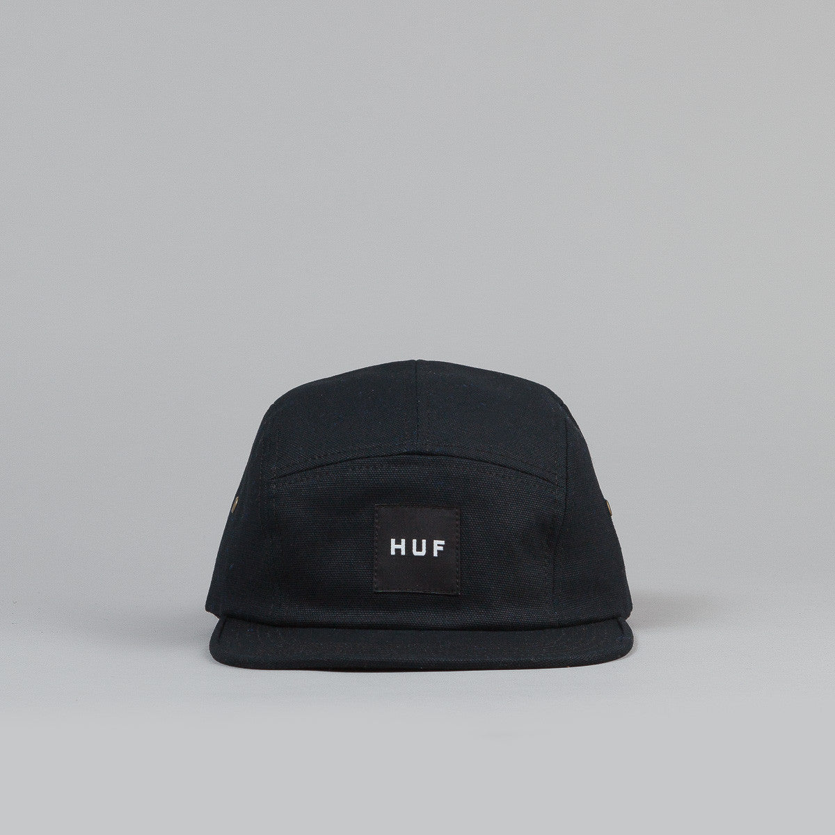 HUF Duck Canvas Volley Cap - Black