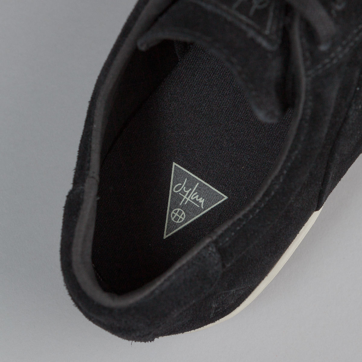 HUF Dylan Shoes - Black / Bone White