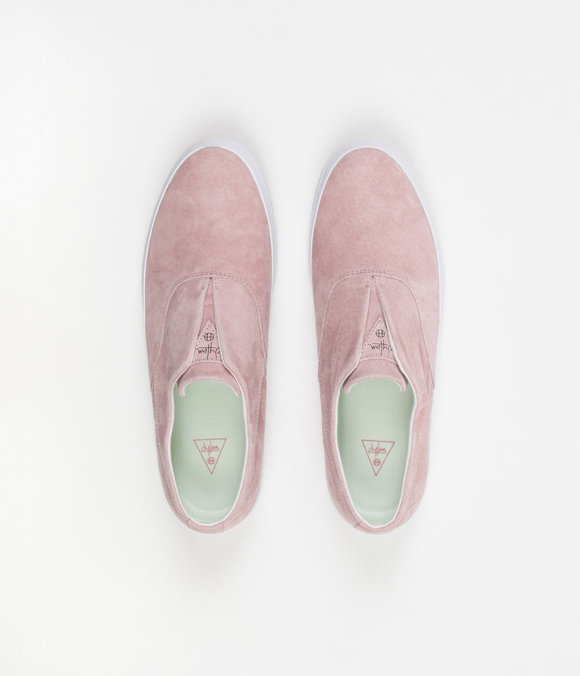HUF Dylan Slip On Shoes - Pink