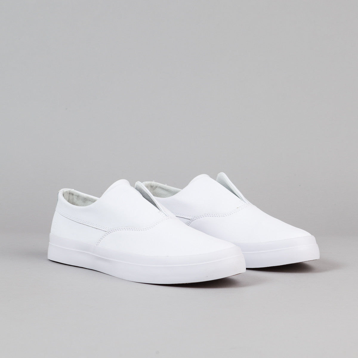 HUF Dylan Slip On SP16 Shoes - White