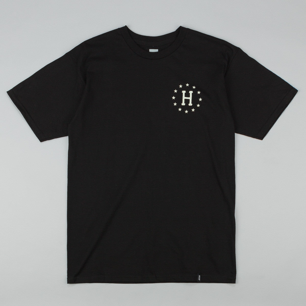 HUF Eagle T-Shirt - Black