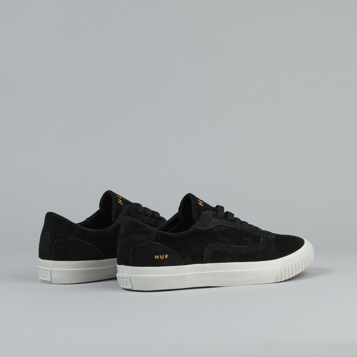 HUF Essex Shoes - Black