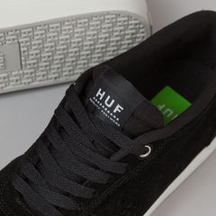 HUF Galaxy Shoes - Black / Bone White