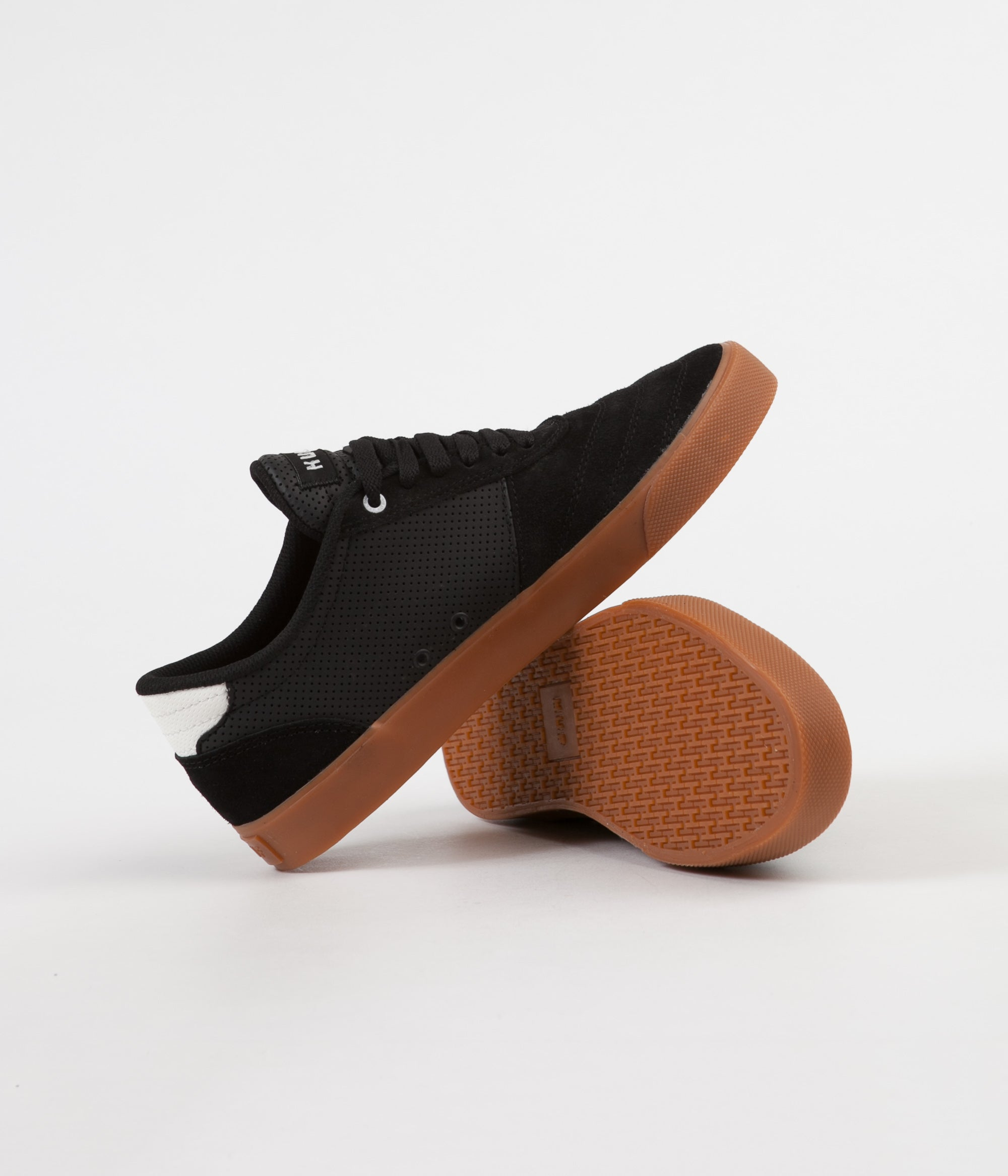 HUF Galaxy Shoes - Black / Gum